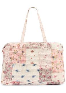 LoveShackFancy Oran Weekend Bag