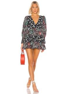 LoveShackFancy Paris Dress