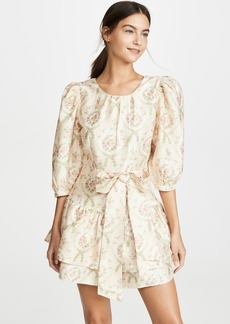 LOVESHACKFANCY Pearla Dress