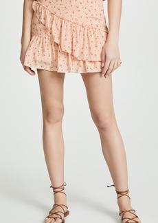 LOVESHACKFANCY Piper Skirt