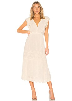 LoveShackFancy Savannah Dress