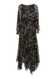 LoveShackFancy Solana Flowing Dress