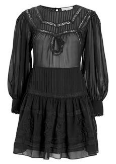 LoveShackFancy Mallory Mini Dress