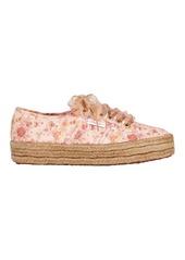 Superga x LoveShackFancy 2730 Floral Espadrille Sneakers
