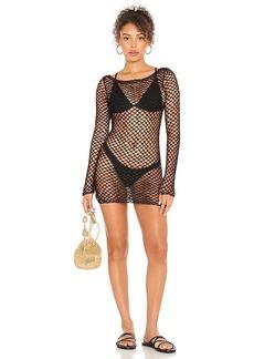 lovewave Edie Crochet Dress