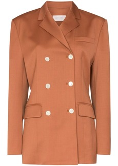 Low Classic double-breasted blazer jacket