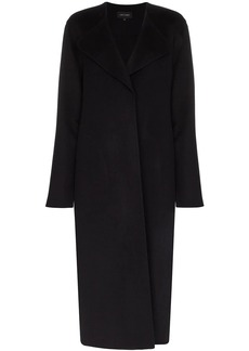 Low Classic open front coat