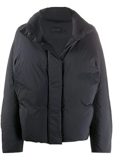 Low Classic funnel-neck puffer jacket