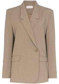 Low Classic off-centre fastening blazer