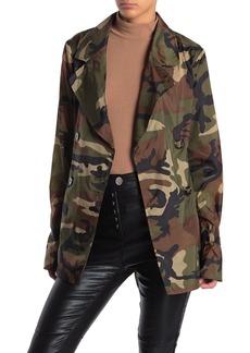 LPA Camo Trench Coat