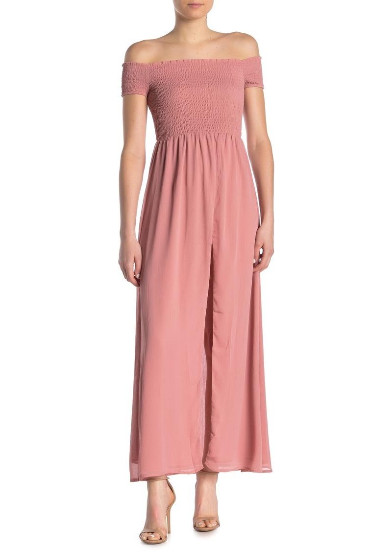 LPA Henderson Maxi Dress