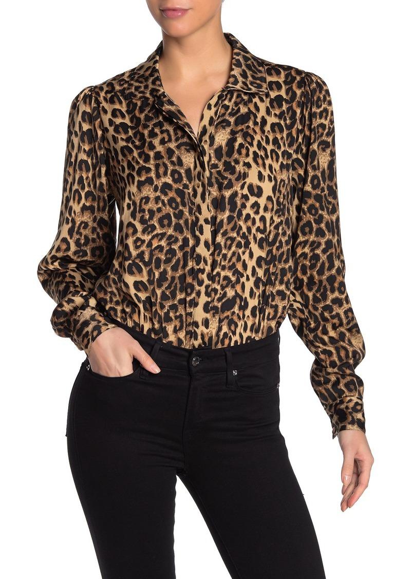 LPA Leopard Gabriella Bodysuit