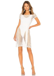 LPA Crochet Dress