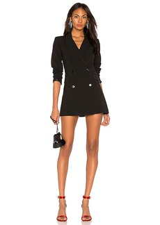 LPA Double Breasted Blazer Dress