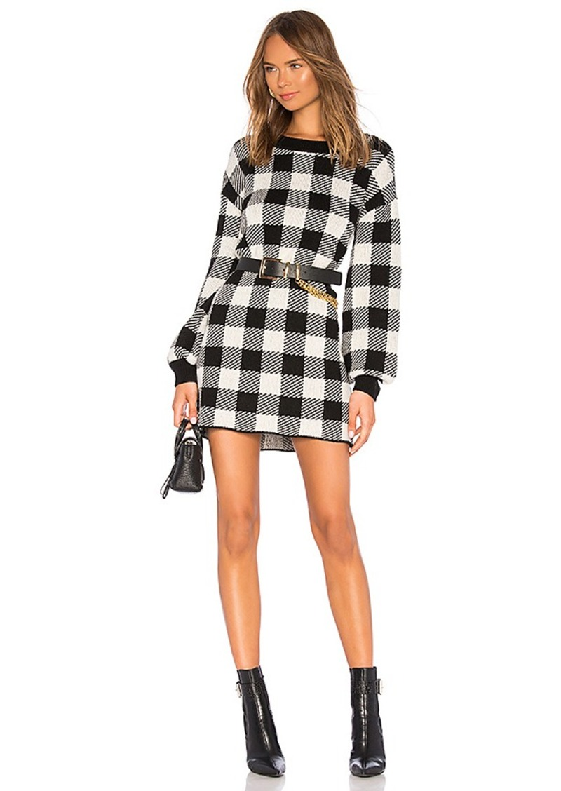 LPA Floyd Sweater Dress