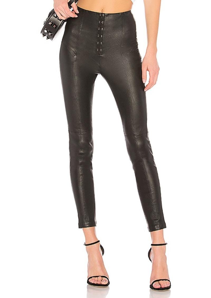 LPA Leather Legging 636