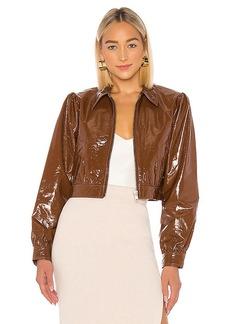 LPA Paulie Leather Jacket