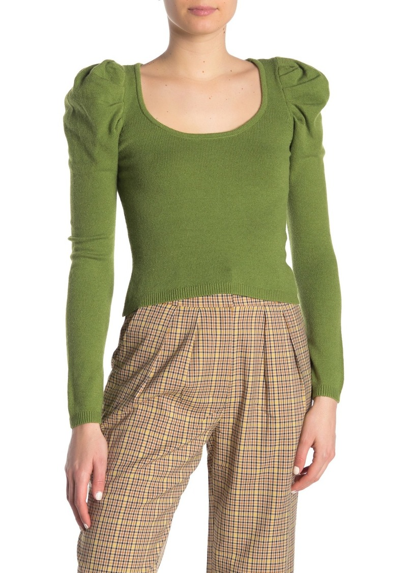 LPA Willow Puff Sleeve Sweater