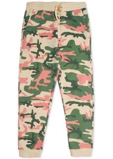 Lrg Men's Artillery Camo Print Sweatpants