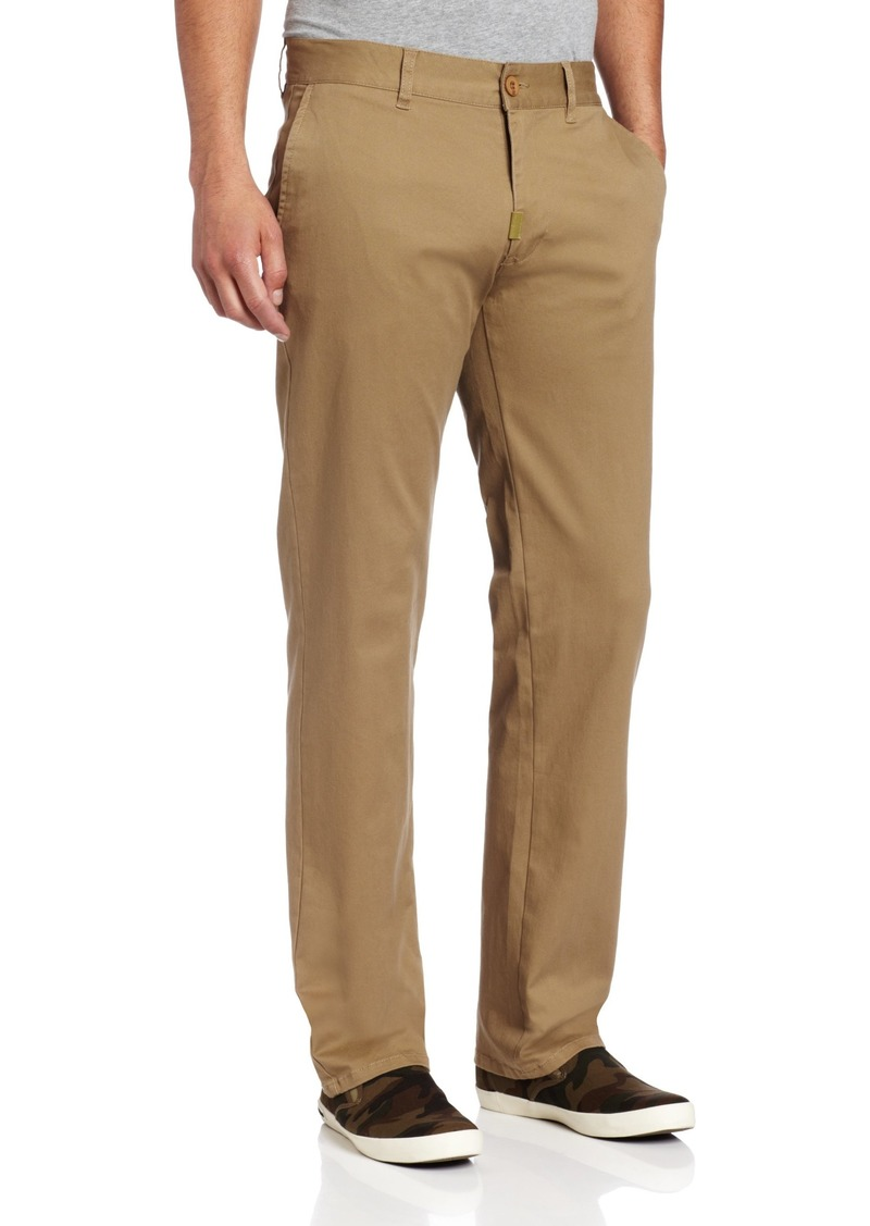 LRG Men's Big-Tall Core Collection Stretch Chino Pant