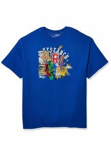 LRG Men's Crew Neck Short Sleeve T-Shirt  L