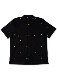 Lrg Men's Embroidered Tree Shirt