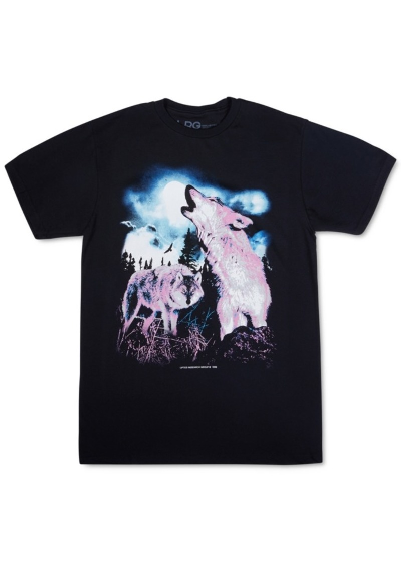 Lrg Men's Leader Of The Pack Graphic T-Shirt