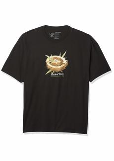 LRG Men's Lemon Kush Smoke Collection T-Shirt  XL