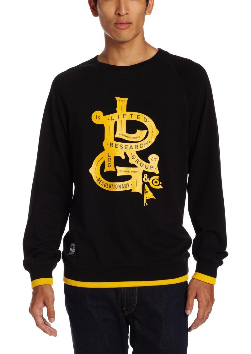 LRG en's Lifted Nobility Crewneck Sweatshirt  edium