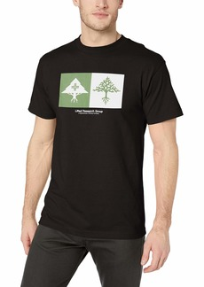 LRG Men's Lifted Research Collection Graphic Design T-Shirt  M