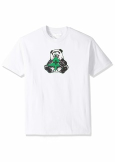 LRG Men's Lifted Research Collection Graphic Panda T-Shirt  M