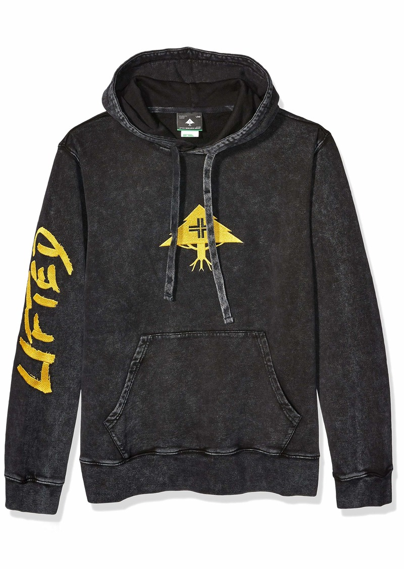 LRG Men's Lifted Research Group Eastern Classics Pullover Hoodie  3XL
