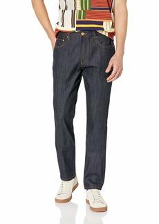LRG Men's Lifted Research Group Jeans Denim Pants raw Indigo