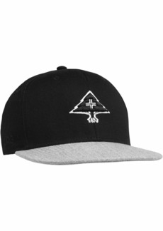 LRG Men's Lifted Research Group Snapback Hat  One Size Fits Mone Sizet