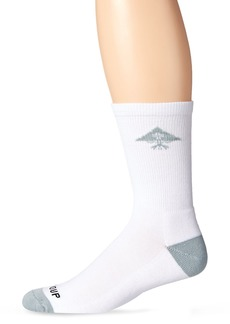 LRG Men's Logo Crew Sock