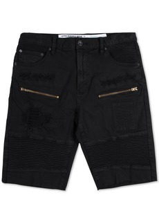 Lrg Men's Rally Distressed Shorts