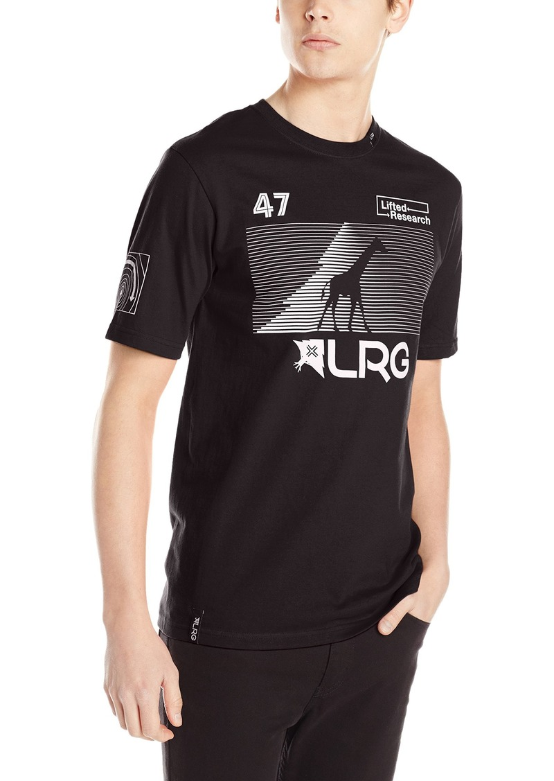 LRG Men's RC Multi Hit T-Shirt