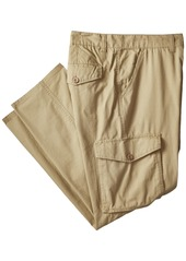 LRG Men's RC True Straight Cargo Pant Big and Tall