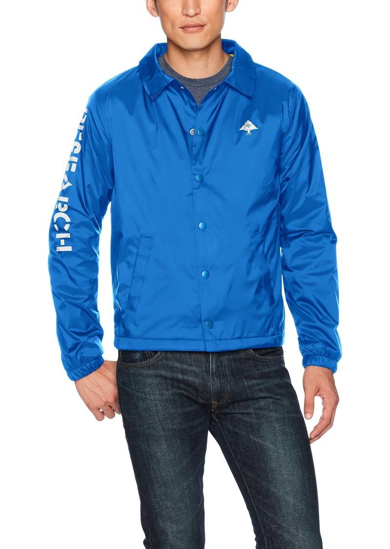 LRG Men's Research Coaches Jacket  4XL