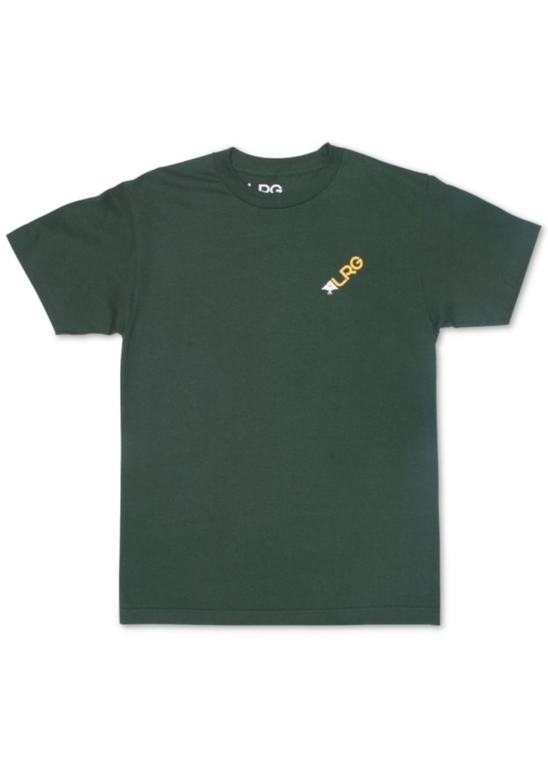Lrg Men's Slanted Logo T-Shirt