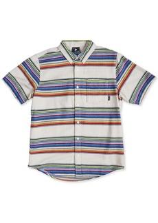 Lrg Men's Spectrum Striped Shirt