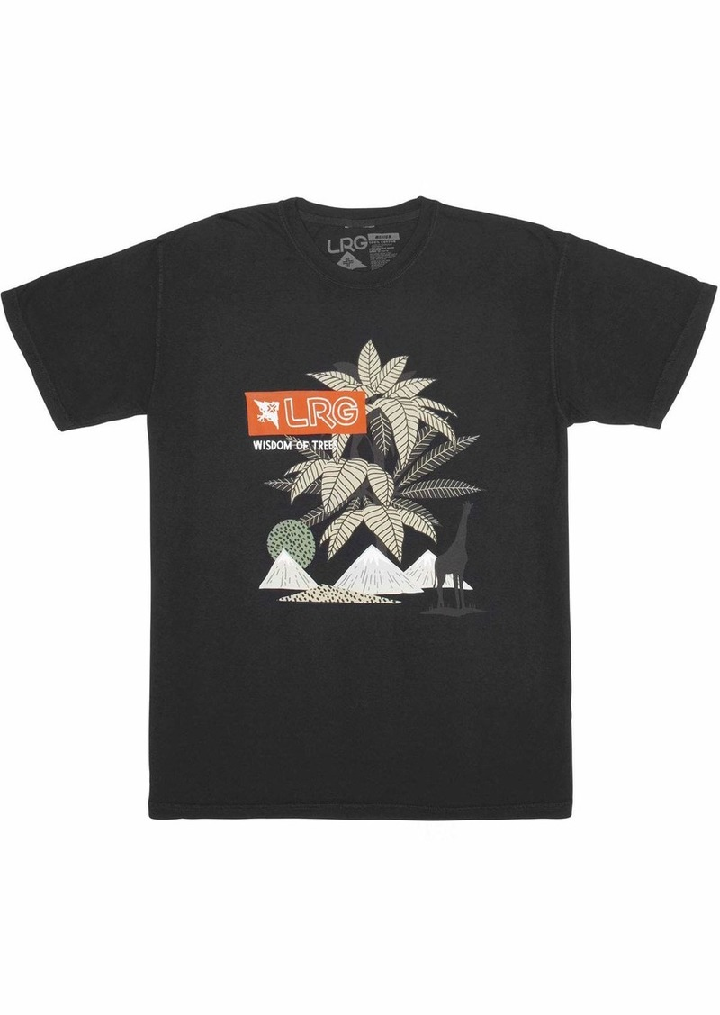 LRG Men's Tree Landscape T-Shirt  M