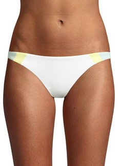 L*Space Colorblock Johnny Classic Bikini Bottom