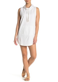 L*Space Cory Funnel Neck Cover-Up Tunic
