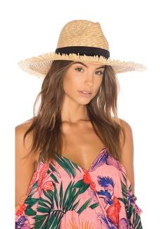 L*Space Del Rey Fringe Hat