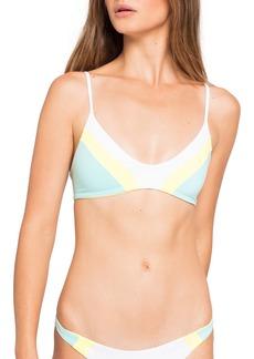 L*Space L Space Bodhi Strappy Bikini Top