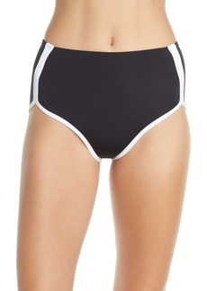 L*Space L Space Cali High Waist Bikini Bottoms