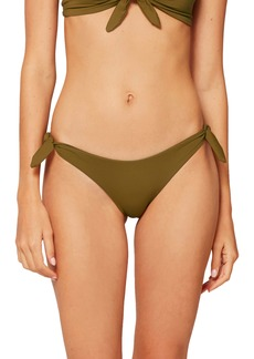 L*Space L Space Caruso Side Tie Bikini Bottoms