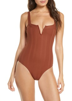 L*Space L Space Cha Cha One-Piece Swimsuit