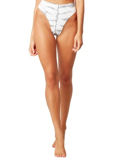 L*Space L Space French Cut High Waist Bikini Bottoms